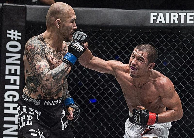MANILA. With five straight loses, Eric Kelly hopes to return to the win column in his One Championship comeback when he faces Korean Won Il Kwon on April 12 at the Mall of Asia Arena. ONE Championship photo