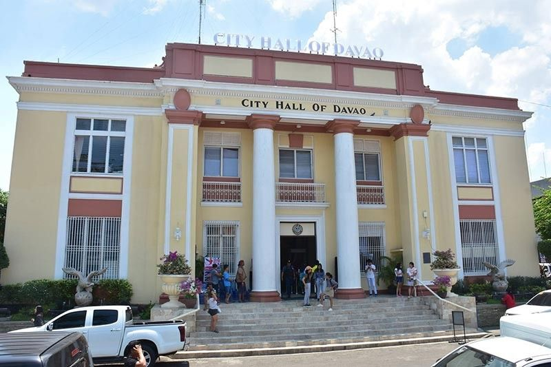 DAVAO. The Davao City Hall building. (SunStar Davao File)