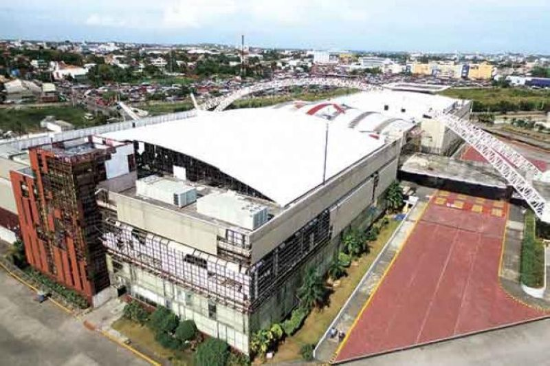 CEBU. The Cebu International Convention Center. (SunStar File)