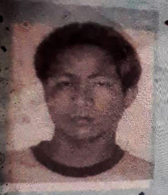 SUSPEK: Mao kini ang hulagway ni Jessie Medequillo, suspek sa pagpatay kang Tesa Marie Ygay. (Tampo)