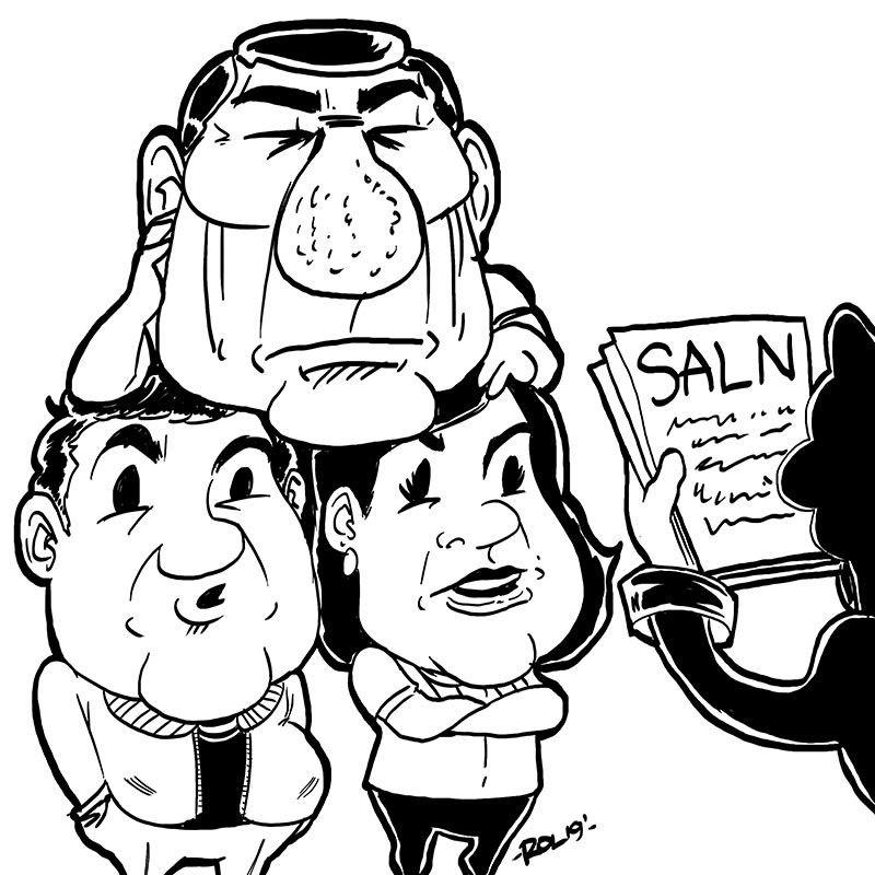 (Editorial Cartoon by Rolan John Alberto)