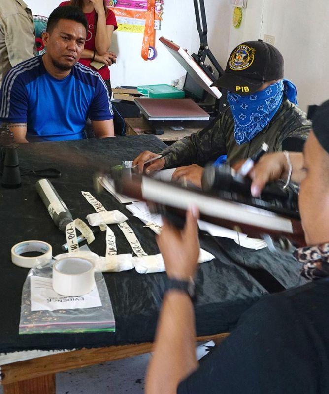 P3 4-M shabu seized from barangay councilor
