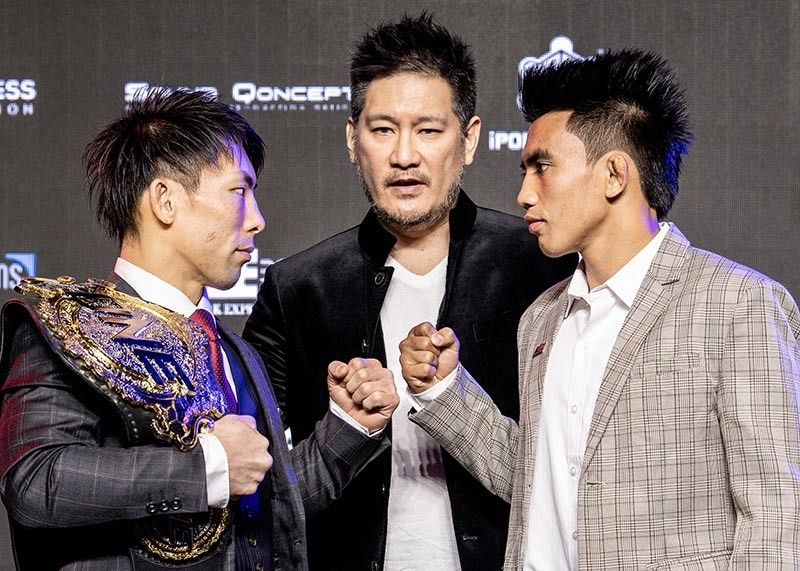 BAGUIO. Fight fans can expect the best in mixed martial arts as promised by reigning One Championship strawweight Yasuke Saruta who remains confident of scoring another victory against team Lakay's Joshua Pacio. (ONE Championship Photo)
