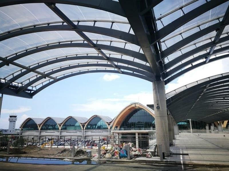 GATEWAY. The Mactan-Cebu International Airport opened 12 new international routes last year, eight of which connect to cities in China. (SunStar file)