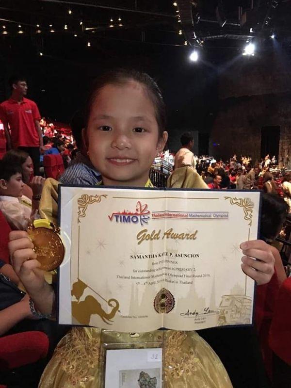 Oro kids win gold - SUNSTAR