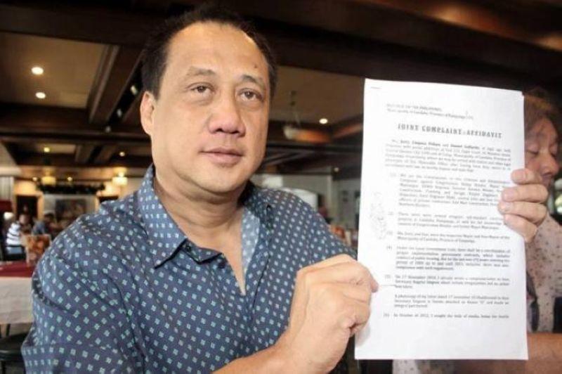 PAMPANGA. Pampanga Mayors' League (PML) former president Jerry Pelayo. (SunStar File)