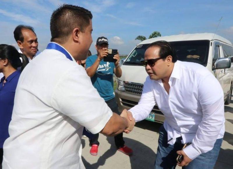 "PAMPANGA. Representative Juan Pablo ""Rimpy"" Bondoc. (SunStar File)"