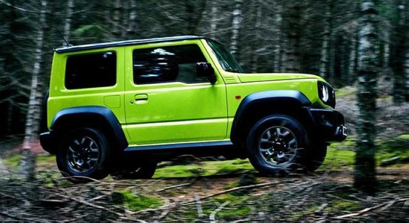 Lightweight, compact and fuel-efficient. The Suzuki Jimny is powered by a K15B engine that boasts unrivaled agility, delivering a powerful torque for off-road driving that can tread through any terrain. (photos from the internet)