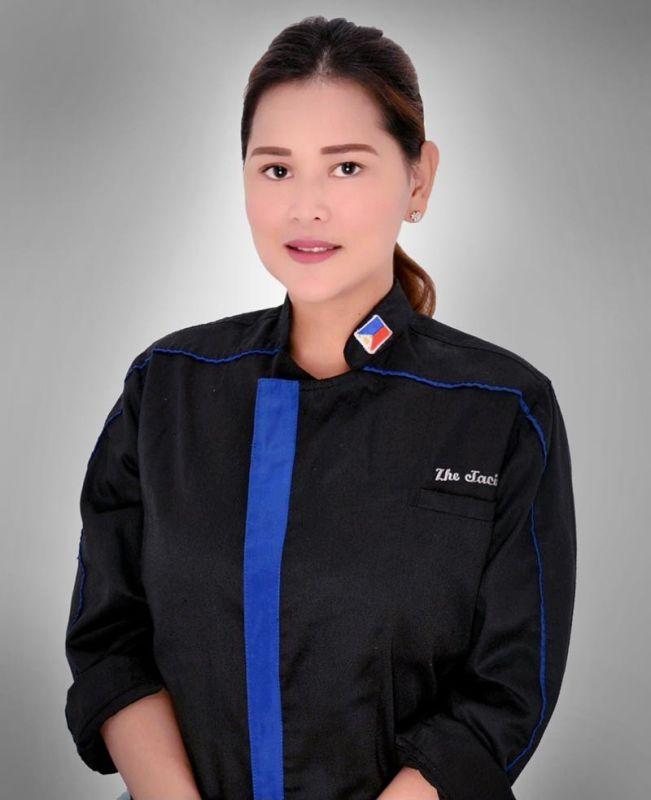 Chef Zhe Jacinto