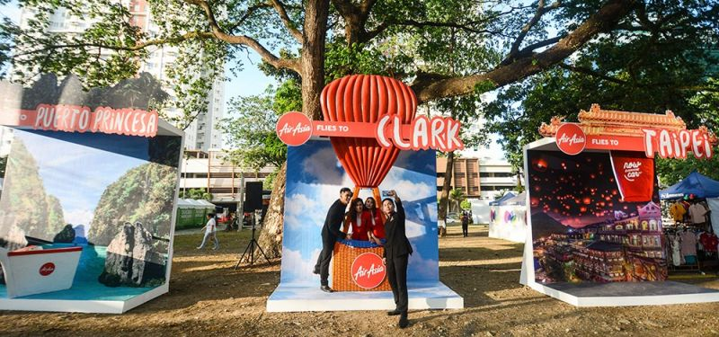 AirAsia unveils Red Hot Stops at IT park