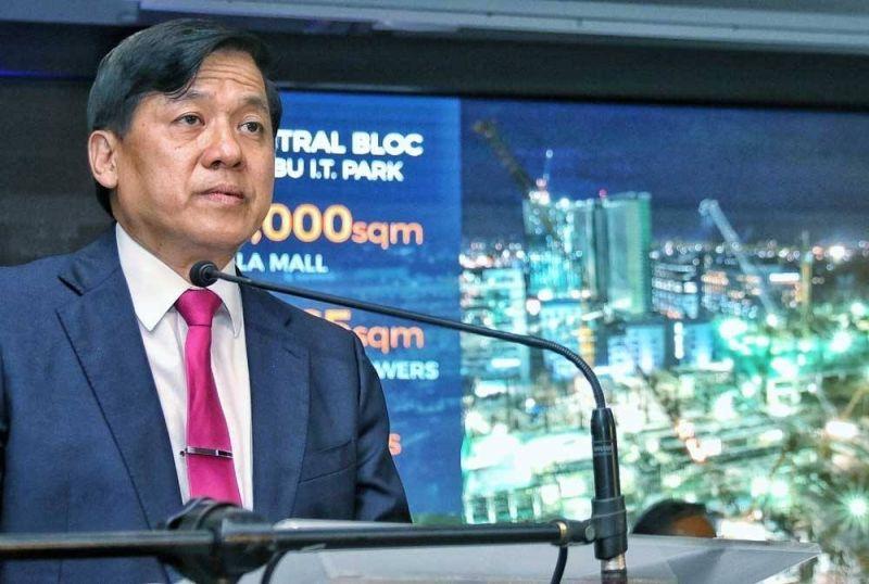 CEBU. Cebu Holdings Inc. (CHI) president Aniceto Bisnar Jr. (SunStar file)