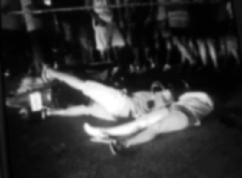 CEBU. The couple who were gunned down by two men on a motorcycle past 11 p.m. last Sunday, April 14. (Contributed photo)