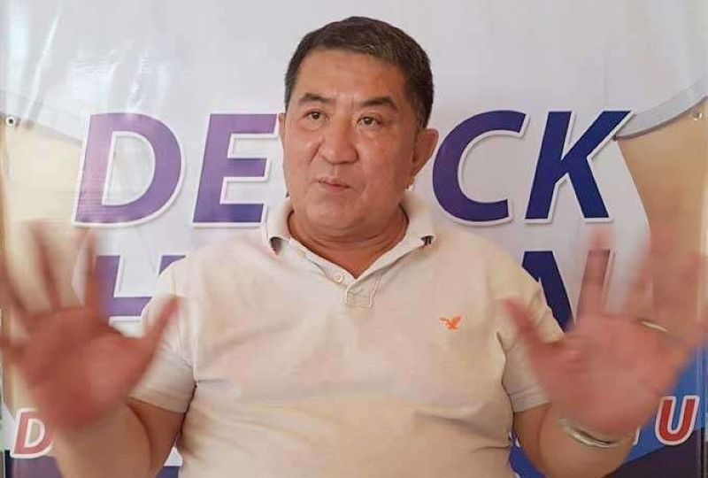PAMPANGA. Bacolor Mayor Jomar Hizon. (SunStar File)
