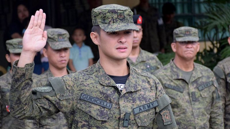 (Matteo Guidicelli / Army Reserve Command  Facebook)