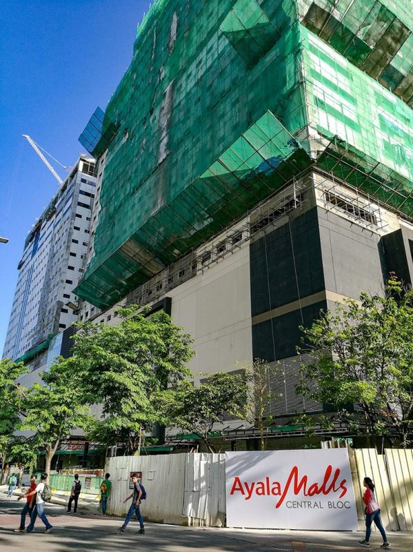 ANOTHER LIFESTYLE DESTINATION. The Central Bloc will have a five-level mall with about 500 stores and two office towers expected to host offices that could generate 14,000 jobs in the business process management sector. (SunStar photo / Arni Aclao)