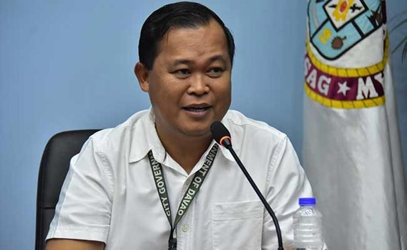 DAVAO. The City Agriculturist's Office (CAO) head Leo Brina Leuterio said they are proposing a budget of P25 million to P50 million for the Dry Spell Plan. (File Photo)