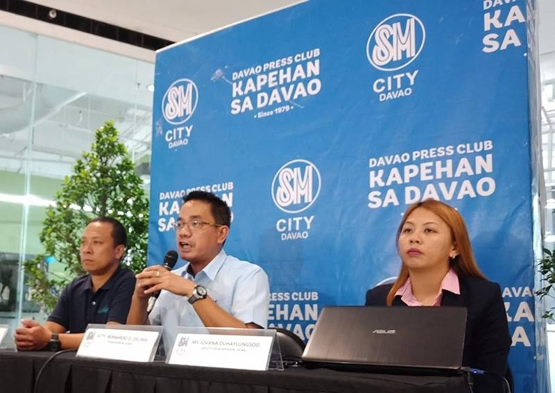 DAVAO. The Davao City Water District (DCWD) announced that there will be a water rate increase upon completion of a management review and a public consultation. (Photo by Lyka Casamayor)