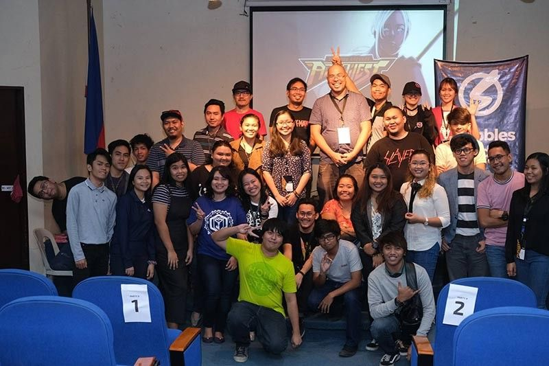 CAGAYAN DE ORO. Scribbles Studio, as a venue for Kgaya-anon artists to showcase their creative talent, has been conducting several workshops for people who are interested to learn how to draw and make comic books. (Photo from Scribbles Studio)