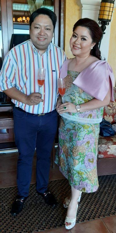 Joel and Carla del Prado