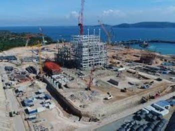 GNPower Dinginin power plant in Bataan (Photo from acenergy.com)