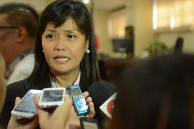 Cebu City Councilor Mary Ann de los Santos (SunStar file)