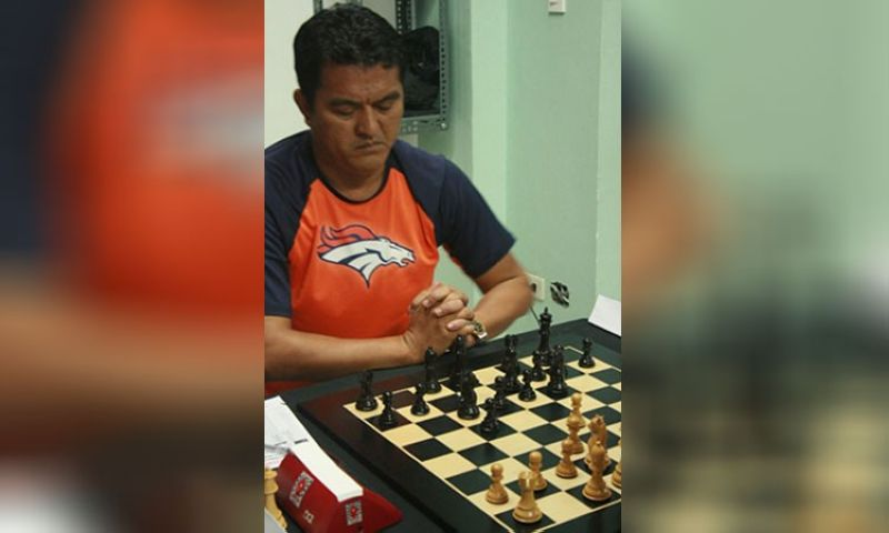 CAGAYAN DE ORO. Johnnel Balquin, Masters Class Group A champion. (Supplied Photo)