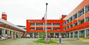 DAVAO. Ang Southern Philippines Medical Center (SPMC) diin asa gidala ang naangol nga mga atleta. (File Photo)