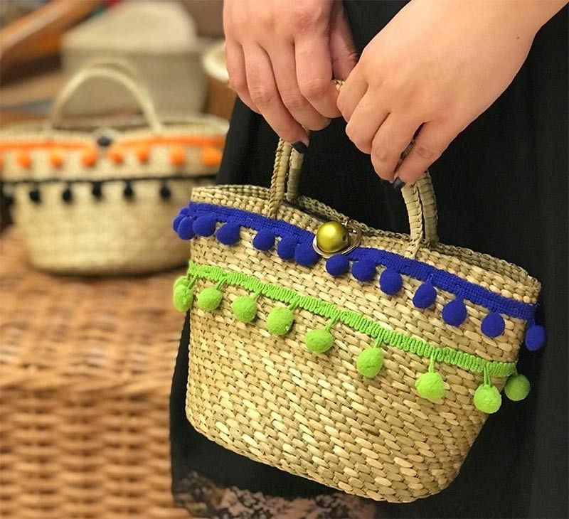 Native bags with a modern spin