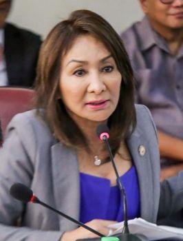 Rep. Gwendolyn Garcia