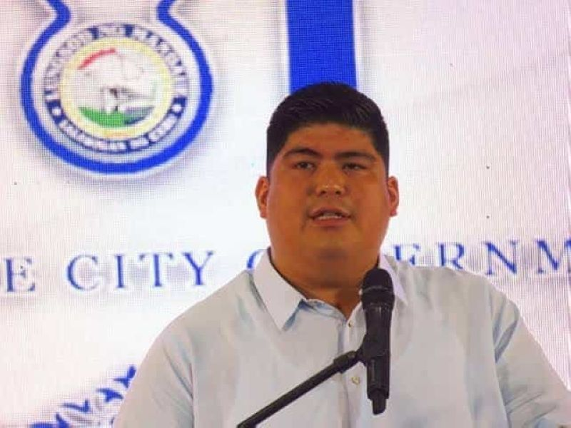 CEBU. Mandaue City Mayor Luigi Quisumbing. (SunStar File)