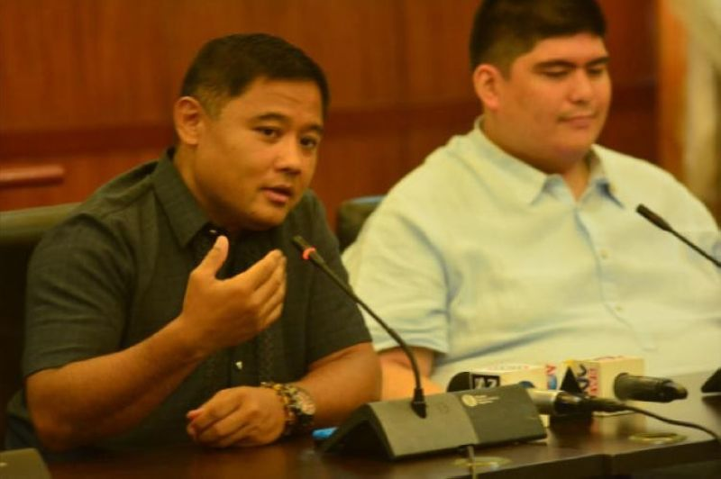 CEBU. Mandaue City Vice Mayor Carlo Fortuna. (SunStar file)
