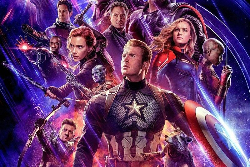 Avengers:Endgame Poster. (Contributed Photo)