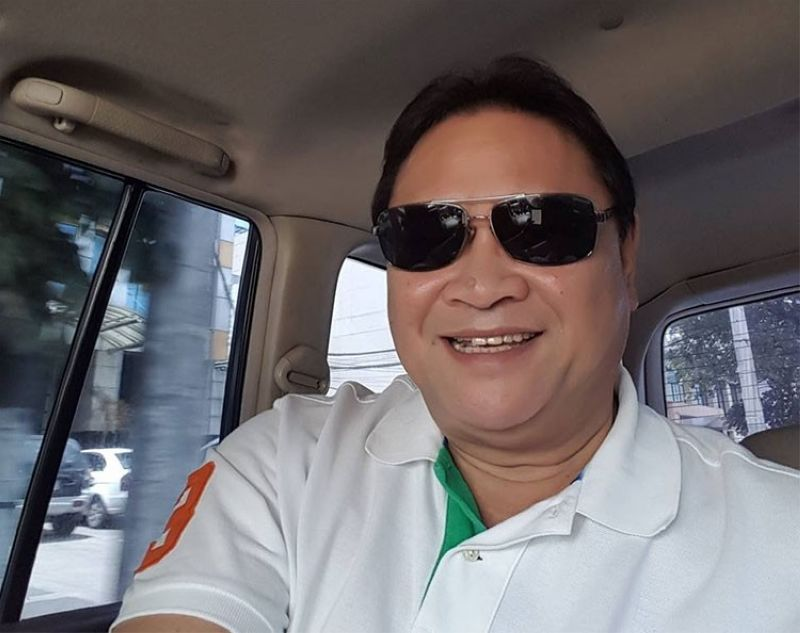 PAMPANGA. Former Mabalacat City mayor Marino Morales. (Photo from Morales's Facebook page)