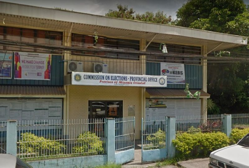 CAGAYAN DE ORO. The Commission on Elections Provincial Office in Misamis Oriental. (Image from Google Street View)