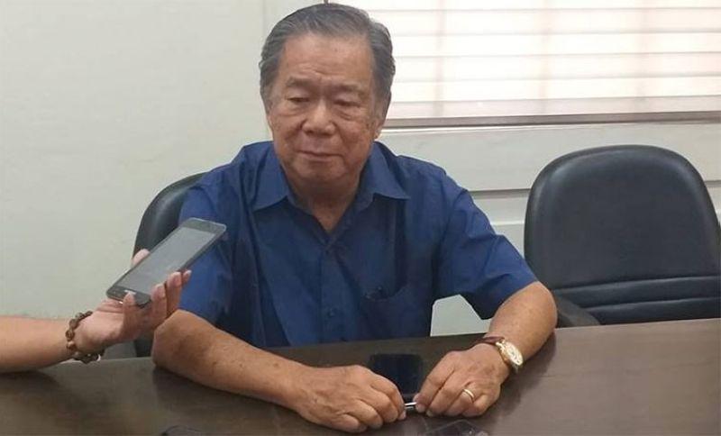 BACOLOD. Negros Occidental Governor Alfredo Marañon Jr. (SunStar Bacolod)