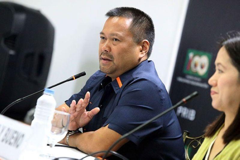 MANILA. Senator JV Ejercito. (Al Padilla/SunStar Philippines File)