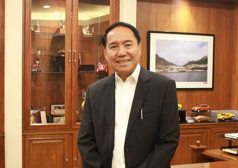 PAMPANGA. Levy P. Laus, chairman and CEO of the Laus Group of Companies and co-owner of SunStar Pampanga. (Contributed photo)