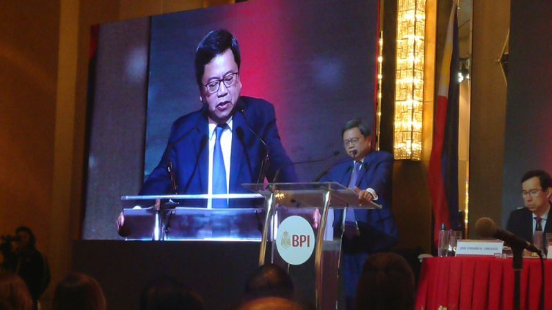 READY FOR TOMORROW. BPI president Cezar Consing says going digital will allow them to reach more small and medium business owners, as well as the lower-middle and low income customers. (SUNSTAR FOTO / MICHELLE SO)