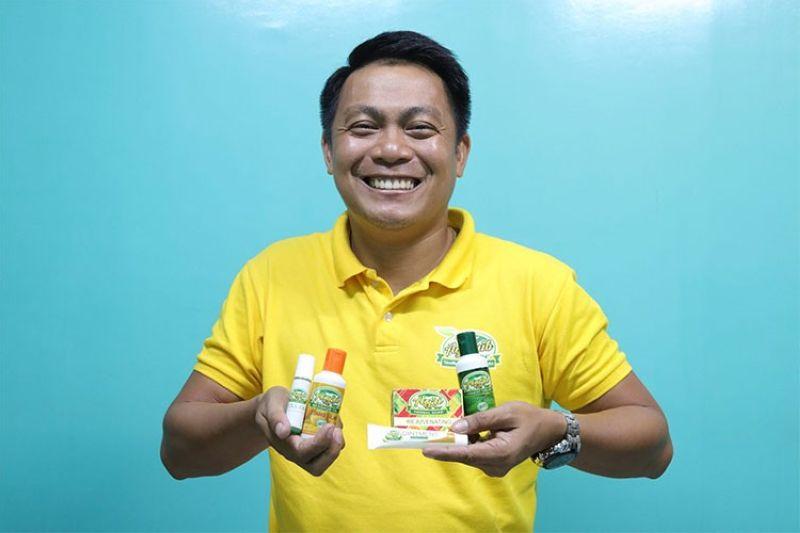 DAVAO. Ruben Gonzaga. (Contributed photo)
