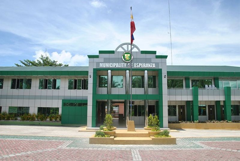 Municipal Hall of Esperanza (File photo)