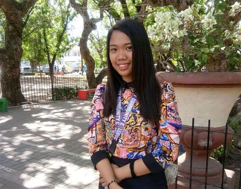 ILOILO. Grace Joy L. Manalo, the first summa cum laude of the Iloilo City Community College. (Photo from Iloilo City Government Facebook's page)
