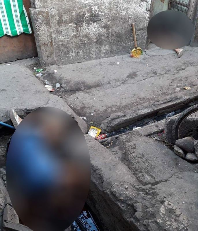 CEBU. Police are still trying to determine who gunned down Cris Quiñones and Joy Cancancio at Sitio Mananga 1, Barangay Tabunok, Talisay City on Thursday morning, May 2. Quiñones and Cancancio were drinking with fellow victim Jonemea Cortes and two unidentified men when they were suddenly gunned down by unidentified assailants. Though their two male companions were uninjured, Cortes sustained a non-fatal gunshot wound on her stomach. (Photo courtesy of GMA 7 Balitang Bisdak)