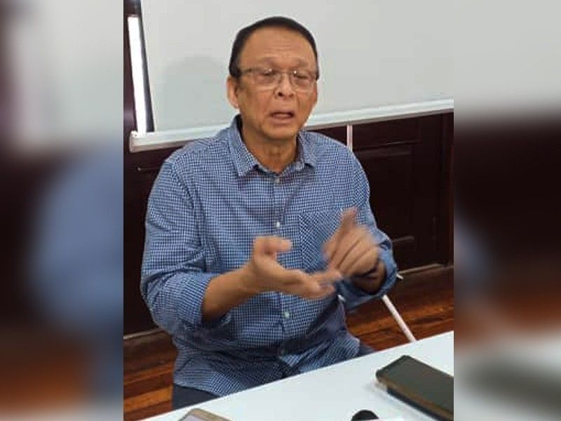 BACOLOD. Moises Padilla Mayor Magdaleno Peña. (SunStar File)