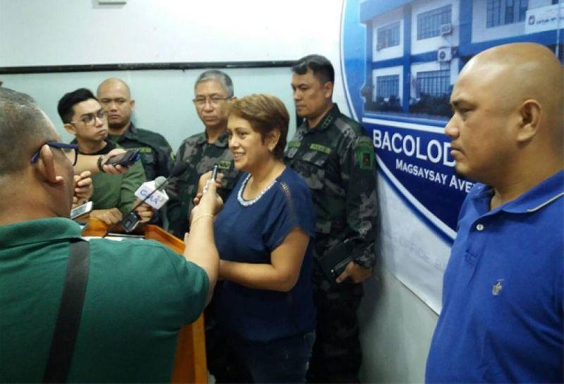 BACOLOD. Moises Padilla Vice Mayor Ella Celestina Garcia-Yulo. (SunStar File)
