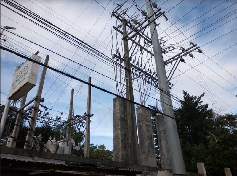 BACOLOD. Power distribution lines of Central Negros Electric Cooperative, one of the utilities in the province catered by the Visayas grid. (Contributed Photo)