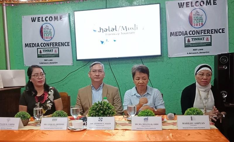The Private sector and government agencies in Davao Region will collaborate to further promote Halal industry in the global market. Photo by Lyka Casamayor