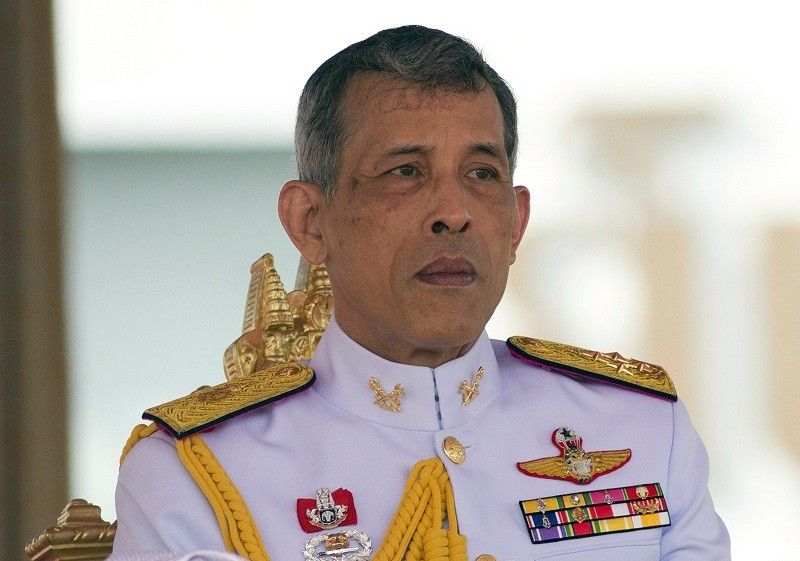 THAILAND.  In this May 12, 2017, file photo, Thailand's King Maha Vajiralongkorn addresses the audience at the royal ploughing ceremony in Bangkok, Thailand. Three days of elaborate centuries-old ceremonies begin Saturday, May 4, 2019, for the formal coronation of Thailand's King Maha Vajiralongkorn, who has been on the throne for more than two years. What Vajiralongkorn - also known as King Rama X, the 10th king of the Chakri dynasty - will do with the power and influence that venerated status confers is still not clear. (AP)