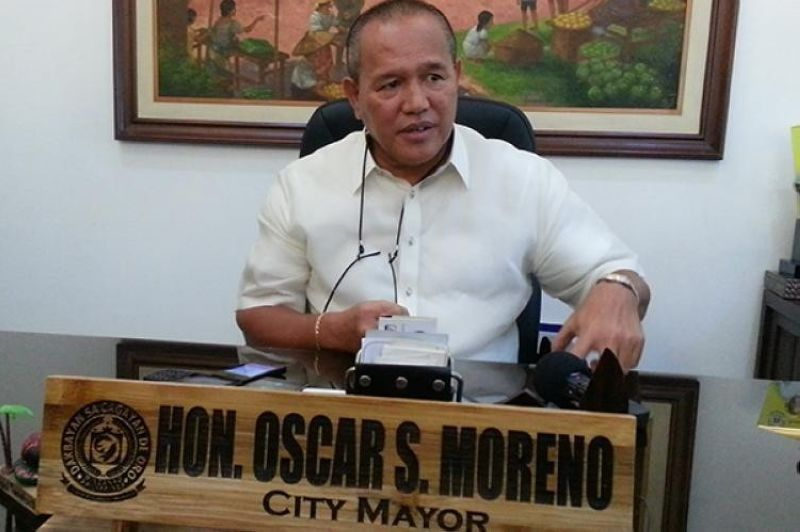 CAGAYAN de Oro City Mayor Oscar Moreno. (SunStar File)