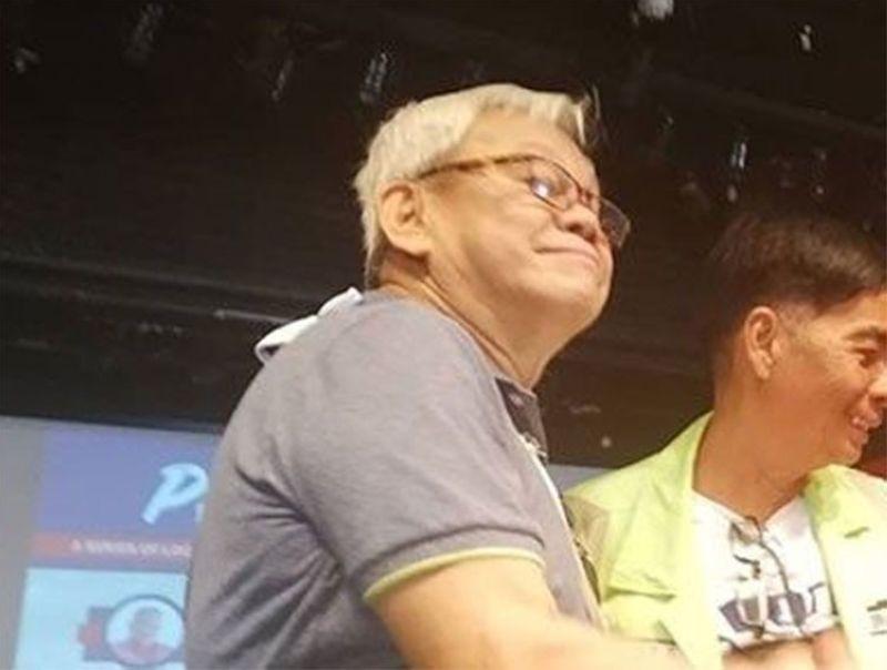 CAGAYAN DE ORO. Mayoral candidate Ben Contreras. (SunStar File)