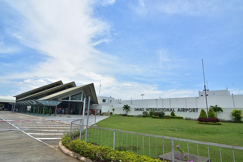 DAVAO. The proposed development of the Davao International Airport will include improved facilities for Muslim travelers convenient prayer rooms with wash room and Halal restaurants inside. (File Photo)